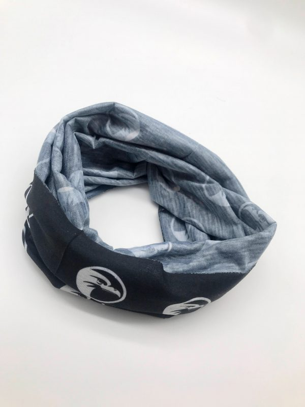 Personalised tube bandana snoods. Personalised full colour with your logo