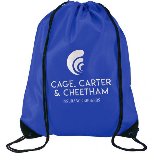 Student 'Get on Board' Kit drawstring bag