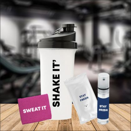 Student 'Gym Prep' Kit main image