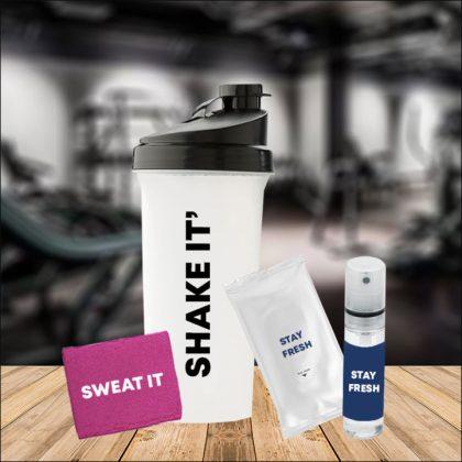Student 'Gym Prep' Kit main image