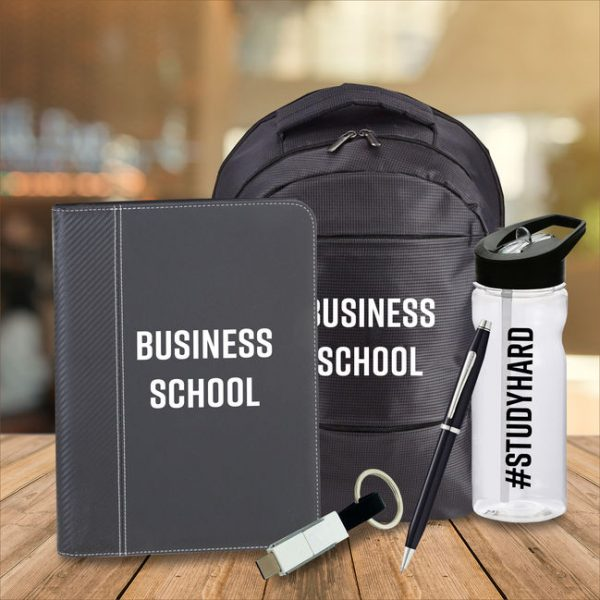 branded get down to business kit