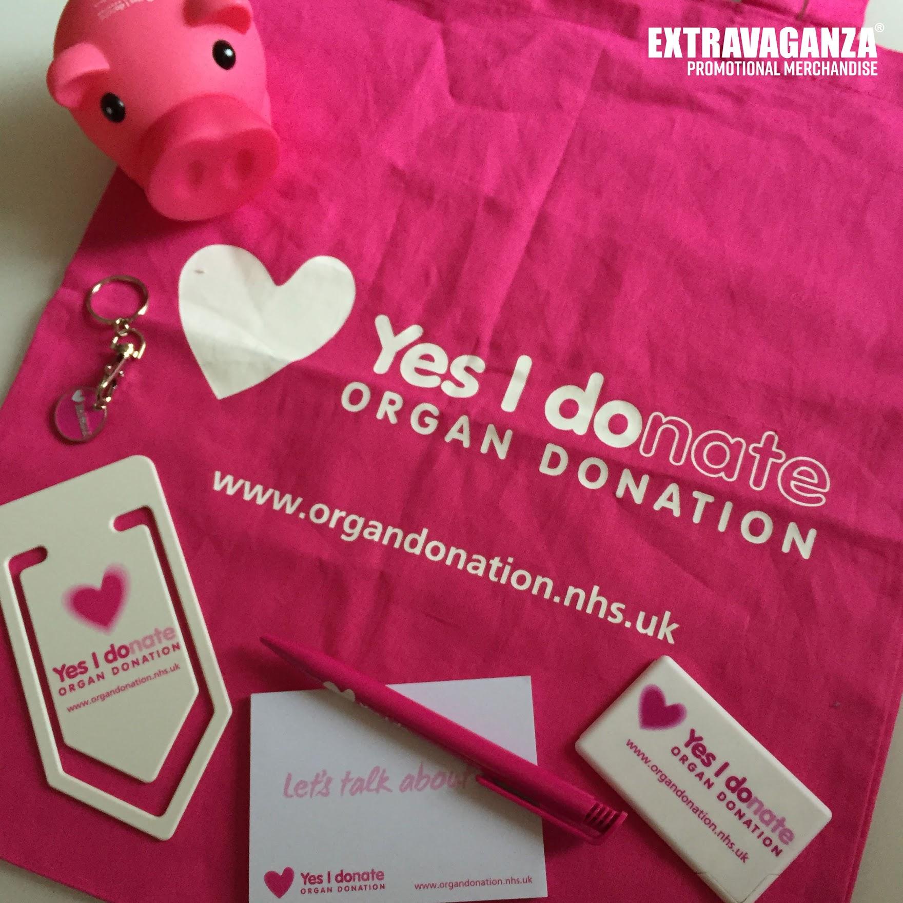 organ donation merchandise