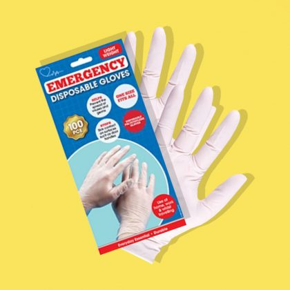 Disposable Hygiene Gloves (Pack of 100)