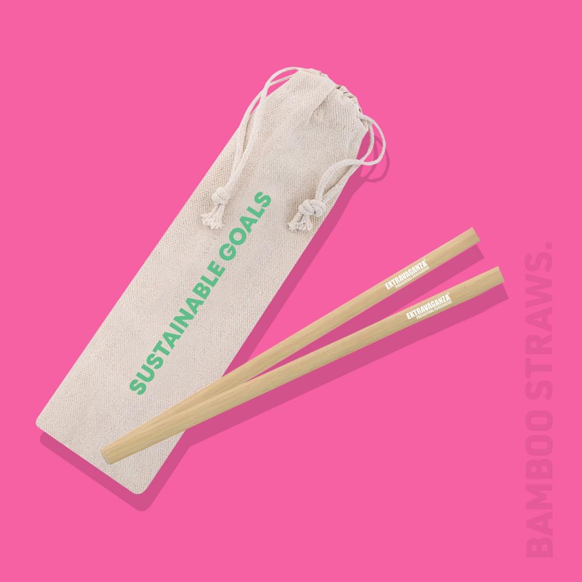 eco bamboo straws