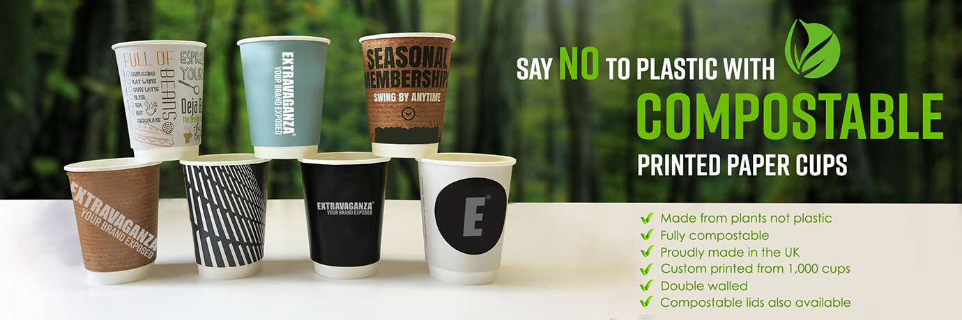 compostable cups banner