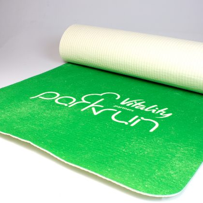 Full Colour Yoga Mat