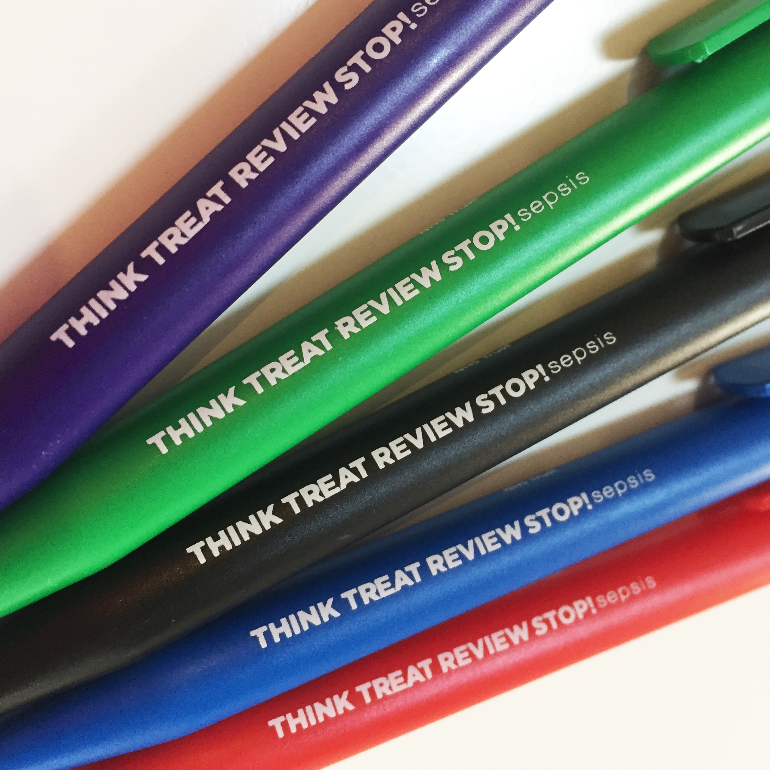 Sepsis NHS Pens